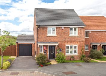 Thumbnail 3 bed detached house for sale in Hardwicke Close, York, North Yorkshire