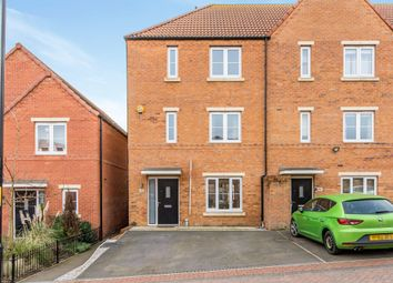 Thumbnail 4 bed end terrace house for sale in Dove Road, Mexborough