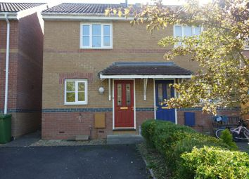 Thumbnail 2 bed semi-detached house to rent in Moorland Road, Street