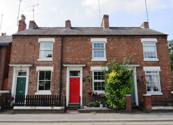 Thumbnail 2 bed terraced house to rent in High Street, Repton, Derby