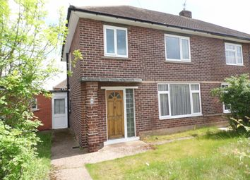 Thumbnail 3 bed semi-detached house to rent in Knavesmire Gardens, Cantley, Doncaster