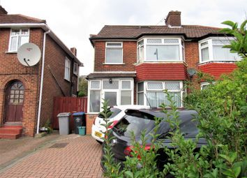 Thumbnail 4 bedroom semi-detached house for sale in Kingsbury Road, Kingsbury