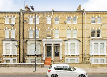 Thumbnail 4 bed flat for sale in Edith Road, London