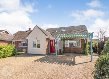 Thumbnail 3 bed property for sale in Turner Close, Ditchingham, Bungay