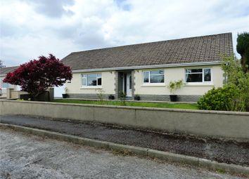 Thumbnail 3 bed detached bungalow for sale in Carreg Wen, Lon Wen, Pwlltrap, Carmarthen