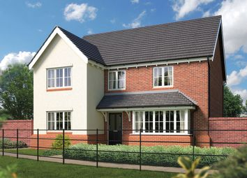 "Thumbnail 5 bed detached house for sale in ""The Chester"" at Stafford Road, Eccleshall, Stafford"