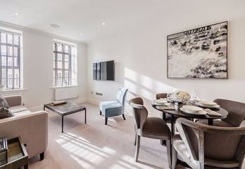 Thumbnail 2 bed flat to rent in 10, Palace Wharf Apartments, London