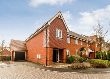 Thumbnail 4 bed semi-detached house for sale in Hermitage Green, Hermitage, Berkshire