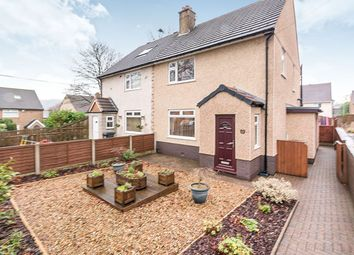 Thumbnail 3 bed semi-detached house for sale in Moor Lane, Halifax
