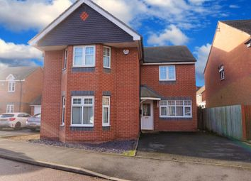 Thumbnail 4 bed detached house for sale in Avon Way, Hilton