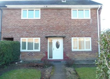 Thumbnail 3 bed semi-detached house to rent in Parksway, Woolston, Warrington
