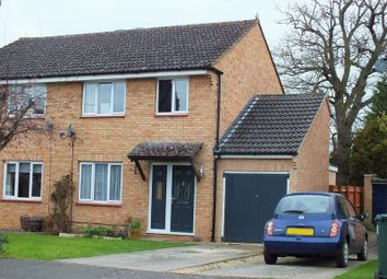 Thumbnail 3 bedroom semi-detached house for sale in Great Close Road, Yarnton, Kidlington