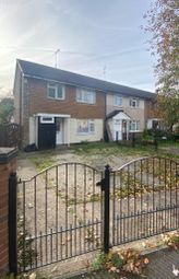 Thumbnail 3 bed end terrace house for sale in Hungerhill Road, Nottingham