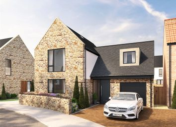Thumbnail 3 bed detached house for sale in House 11, Cross Farm, Wedmore, Somerset