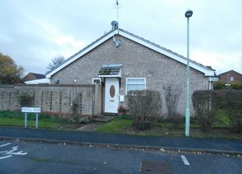 Thumbnail 2 bed bungalow for sale in Purcell Road, Stowmarket