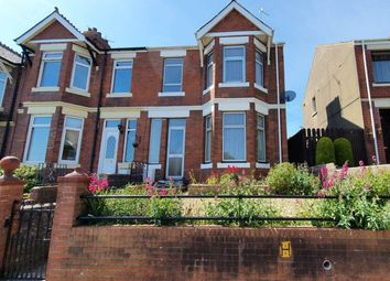 Thumbnail 3 bed property to rent in Wenvoe Terrace, Barry, Vale Of Glamorgan