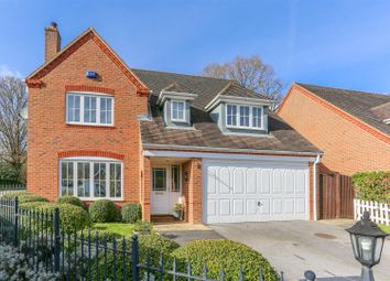 Thumbnail 4 bed detached house for sale in Higglers Close, Buxted, Uckfield