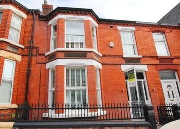 Thumbnail 3 bedroom terraced house for sale in Hallville Road, Mossley Hill, Liverpool