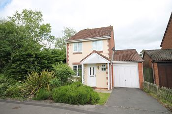 Thumbnail 3 bed detached house to rent in Camellia Drive, Warminster