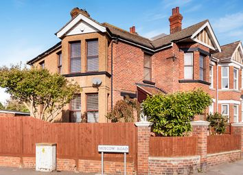 Thumbnail 4 bed semi-detached house for sale in Edmund Road, Hastings