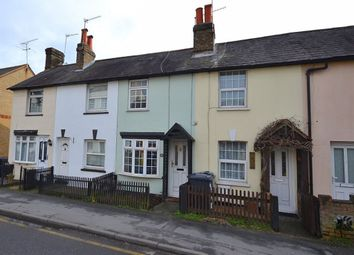 Thumbnail 2 bed detached house to rent in London Road, Sawbridgeworth