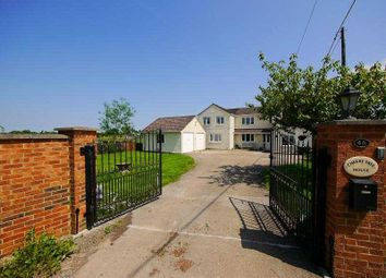 Thumbnail 4 bed detached house to rent in Malmesbury Road, Leigh, Swindon