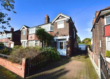 3 bed semi-detached house for sale in Ravenstone Drive, Sale M33