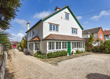 Thumbnail 4 bed detached house for sale in Admiralty Road, Felpham