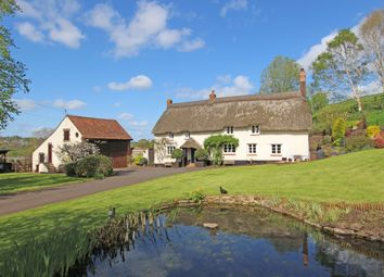 Thumbnail 4 bed detached house for sale in Smithincott, Uffculme