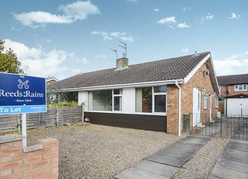Thumbnail 2 bed bungalow to rent in Tedder Road, York