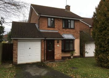 Thumbnail 3 bed detached house for sale in The Dingle, Daventry