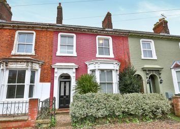 Thumbnail 4 bedroom terraced house for sale in Park Road, Dereham