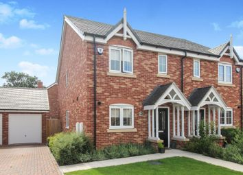 Thumbnail 3 bedroom semi-detached house for sale in Hillside Drive, Shrewsbury