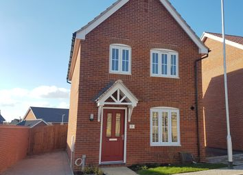 Thumbnail 2 bed detached house for sale in Shackeroo Road, Bury St. Edmunds