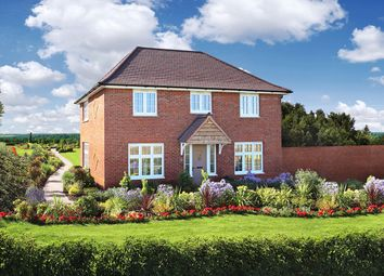 "Thumbnail 3 bed detached house for sale in ""Amberley"" at St. Andrews Road, Warminster"