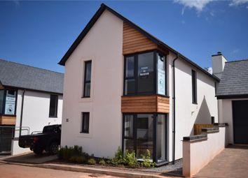 Thumbnail 4 bed detached house for sale in Moorview Crescent, Paignton, Devon