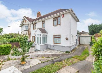 Thumbnail Semi-detached house for sale in Alder Road, Southampton