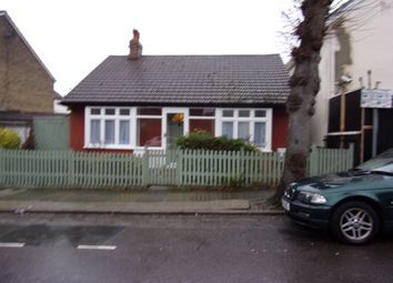 Thumbnail 2 bed detached bungalow to rent in Malvern Road, Hornchurch