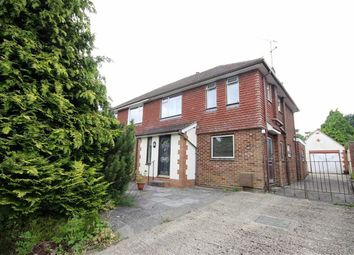 Thumbnail 3 bed semi-detached house for sale in Queens Drive, Coate, Swindon