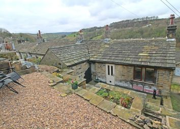Thumbnail 2 bed cottage for sale in Underbank Old Road, Holmfirth
