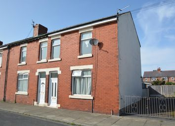 Thumbnail 3 bed end terrace house for sale in Dalton Avenue, South Shore, Blackpool