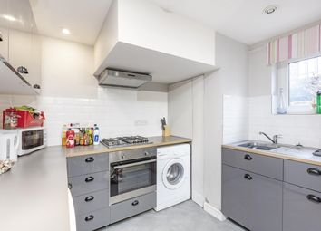 Thumbnail 1 bed flat to rent in Hazlebury Road, London