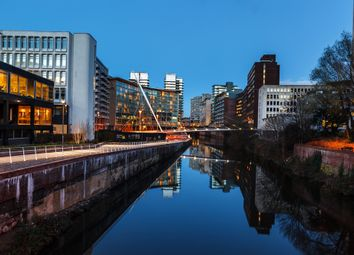 Thumbnail 2 bed flat for sale in Manchester Riverside Apartments, Woden Street, Manchester