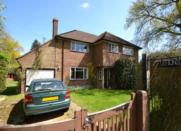 Thumbnail 3 bed detached house for sale in Green Lane, Chesham Bois, Amersham