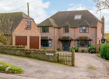 Thumbnail 5 bed detached house for sale in Hobbs Hill, Fernham, Faringdon