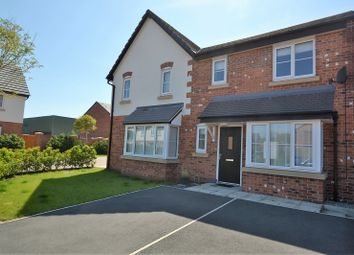 Thumbnail 3 bed semi-detached house for sale in Severn Way, Holmes Chapel, Crewe