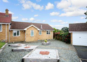 Thumbnail 2 bed semi-detached bungalow for sale in Sandbanks Gardens, Hailsham, East Sussex