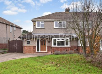 Thumbnail 3 bedroom semi-detached house for sale in Parsonage Lane, Welham Green, Herts