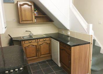 Thumbnail 1 bedroom maisonette to rent in Bramble Street, Derby