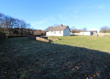 Thumbnail 2 bed detached bungalow for sale in Load Of Hay Road, Crumlin, Newport
